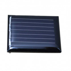 SOLAR PANEL 1V 85mA 30x25mm