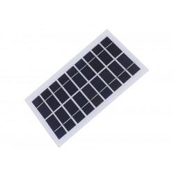 SOLAR PANEL 9V 3W 255x136mm