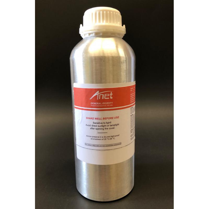 ANET3D UV RESIN FOR N4 3D PRINTER, WHITE, 1000ML/BOTTLE