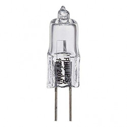 PHILIPS 20W 12V G4 HALOGEN...