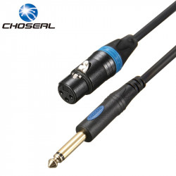 "AUDIO CABLE 1/4"" (M) MONO -..."