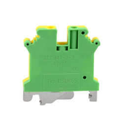 DIN RAIL GROUND TERMINAL...