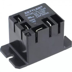 RELAY 120VAC SPST, 30A/NO...