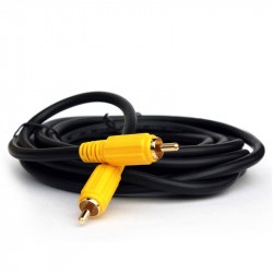 AUDIO CABLE, RCA(M) TO...