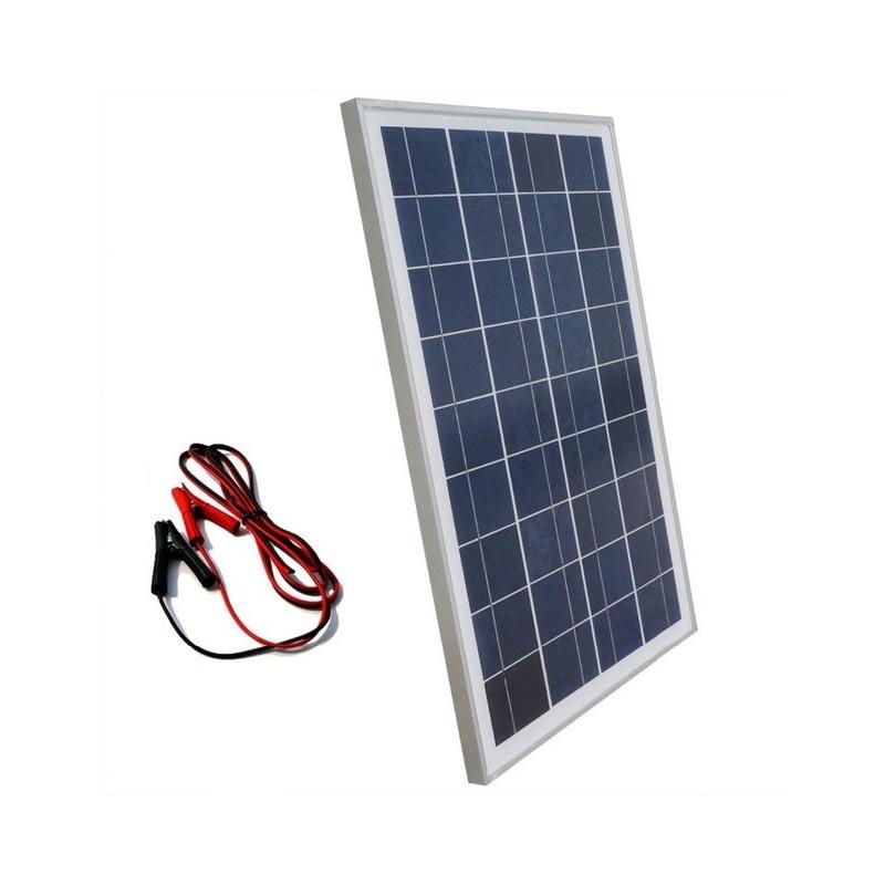 Solar Panel 18v 0 28a 5w 270x200mm