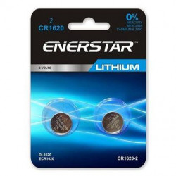 BATTERIES CR1620 3V LITHIUM...