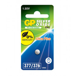 BATTERIES 377 SR626SW 1.55V...