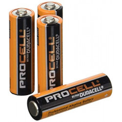 BATTERIES DURACELL PROCELL...