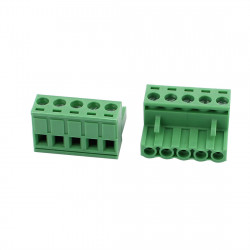 TERMINAL BLOCK 5.08MM 5-POS...