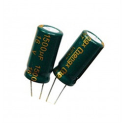 ELECTROLYTIC CAP 16V 1500UF...