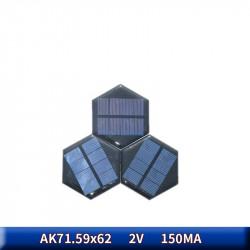 SOLAR PANEL 2V 150mA...