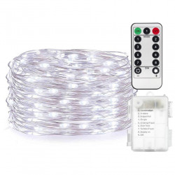 CONTROLLABLE 100 LED STRING...
