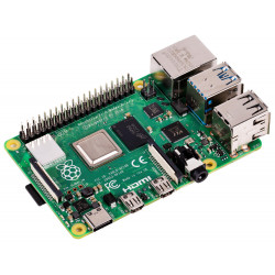 RASPBERRY PI 4 MODEL B, 4GB...