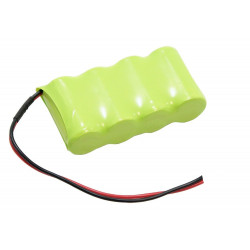 BATTERIES 4.8V 2700MAH NI-CD
