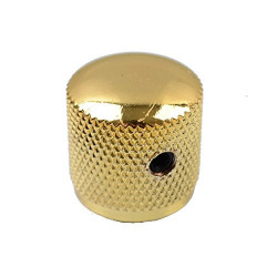KNOB, METAL, 18MM, GROOVED...
