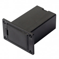 GUITAR BATTERY BOX, HOLDER,...