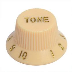 AUDIO FENDER KNOB, TONE,...