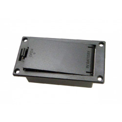 GUITAR BATTERY BOX, HOLDER, 9V