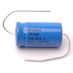 ELECTROLYTIC CAP 475V 16UF...