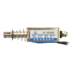 12V SOLENOID 5N 10MM JF-0530B