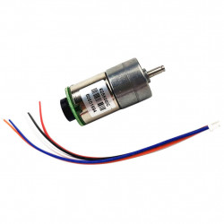 DC MOTOR WITH FEEDBACK...
