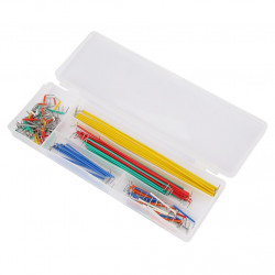 BREADBOARD JUMPER WIRE SET...