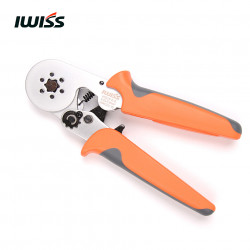 IWISS HEX CRIMP PLIER HSC8...