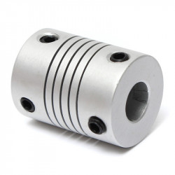 SHAFT COUPLING, 5MM SHAFT...