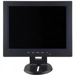 "12"" LCD MONITOR/TV, HDMI,..."