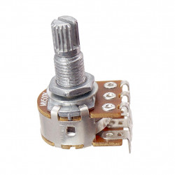 DUAL POTENTIOMETER, MN500K,...