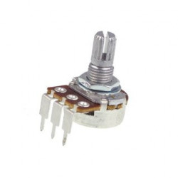 POTENTIOMETER B500K W/...
