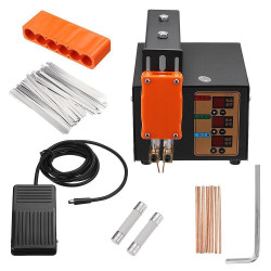 BATTERY SPOT WELDER STATION...