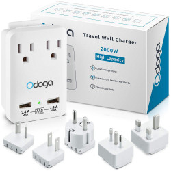 TRAVEL WALL ADAPTER 2000W...