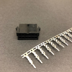 MOLEX CONNECTOR, MICRO-FIT,...