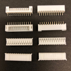 CONNECTORS, JST, PH, 12PIN,...