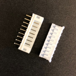 CONNECTORS, JST, PH, 9PIN,...