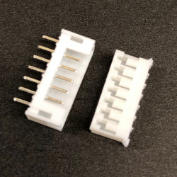 CONNECTORS, JST, PH, 7PIN,...
