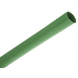 HEAT SHRINK 1.5MM, 2:1, GREEN