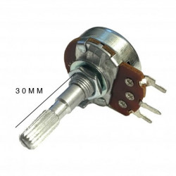POTENTIOMETER ALPHA, A1M,...