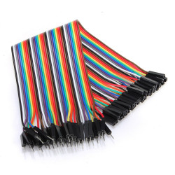 FLAT RIBBON JUMPER CABLE 40...