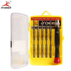 TOOL MULTI SCREW DRIVER SET...