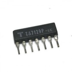 IC TA7129P High Voltage Pre...
