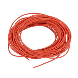 HOOK UP WIRE 26AWG ORANGE -...