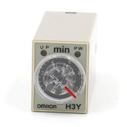 TIMER RELAY 110VAC 3MINS H3Y-2