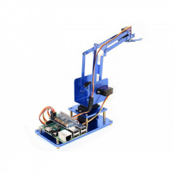 4-DOF METAL ROBOT ARM KIT...