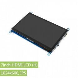 7-INCH HDMI LCD, 1024X600,...