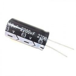 ELECTROLYTIC CAP 63V 2200UF...