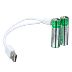 USB RECHARGABLE BATTERY...