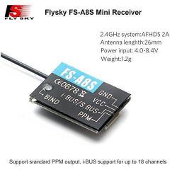 FLYSKY FS-A8S V2 8CH MINI...