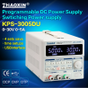 BENCH PROG. DC SWITCH POWER SUPPLY W/USB KPS-3005DU 30V 5A